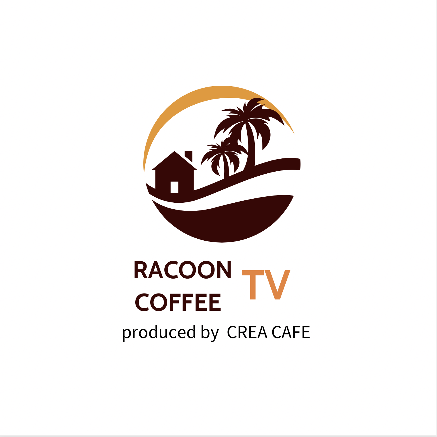 RACOON COFFEE TV ロゴ